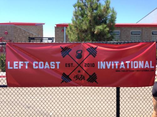 left coast invitational
