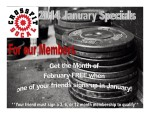 2014 January special members
