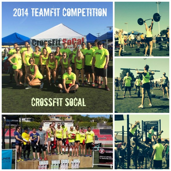 teamfit collage
