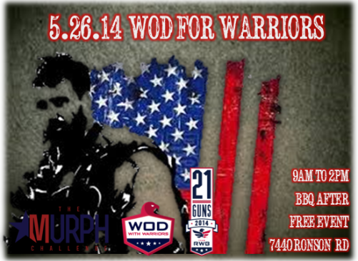 WOD WITH WARRIORS PIC